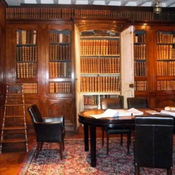 Bibliothèques anciennes