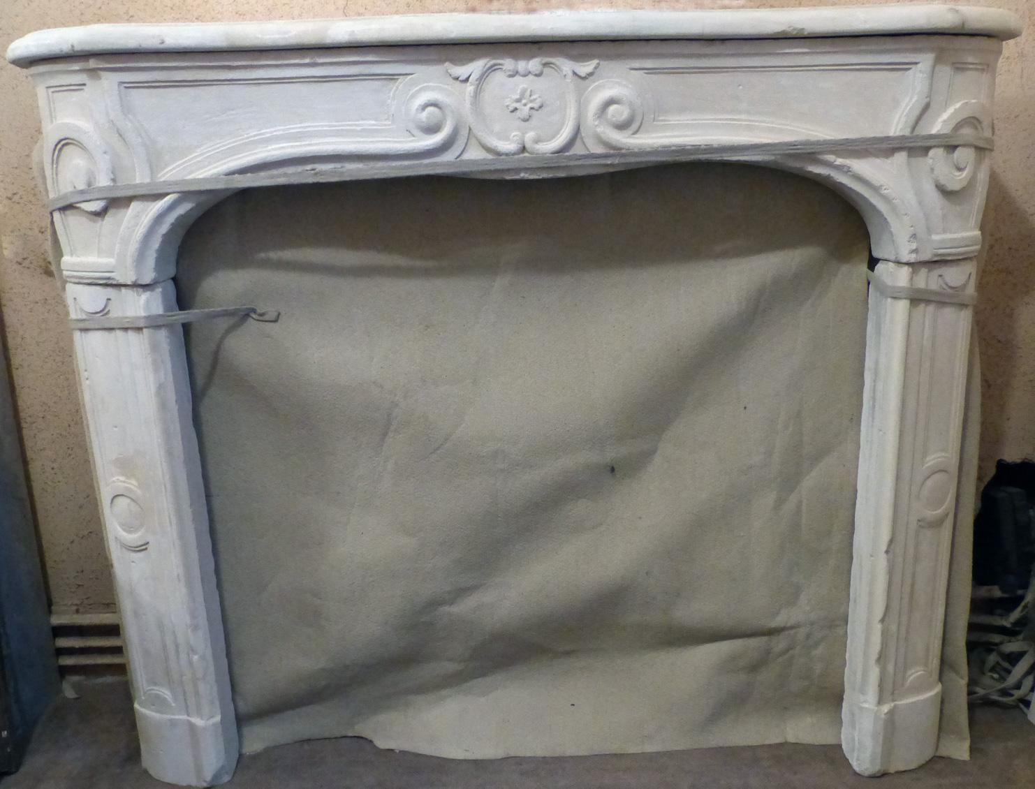 r novation habillage chemin e ancienne en pierre marbre. Black Bedroom Furniture Sets. Home Design Ideas