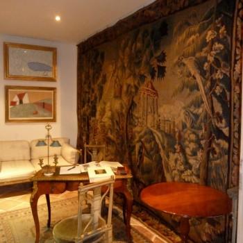 Habillage de mur int rieur ext rieur bois mat rieux anciens pau - Habillage mur interieur bois ...