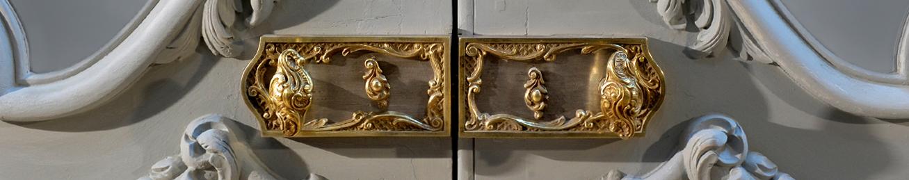 Boiseries anciennes → Restauration de portes anciennes et passages