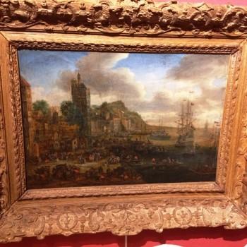 Peinture du 17ème siècle