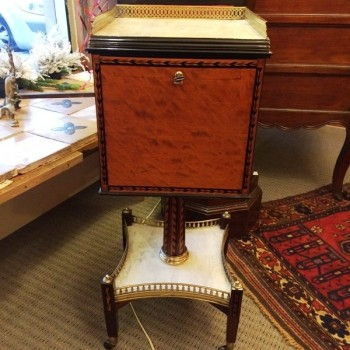 Petit meuble cigare début du 19e siècle